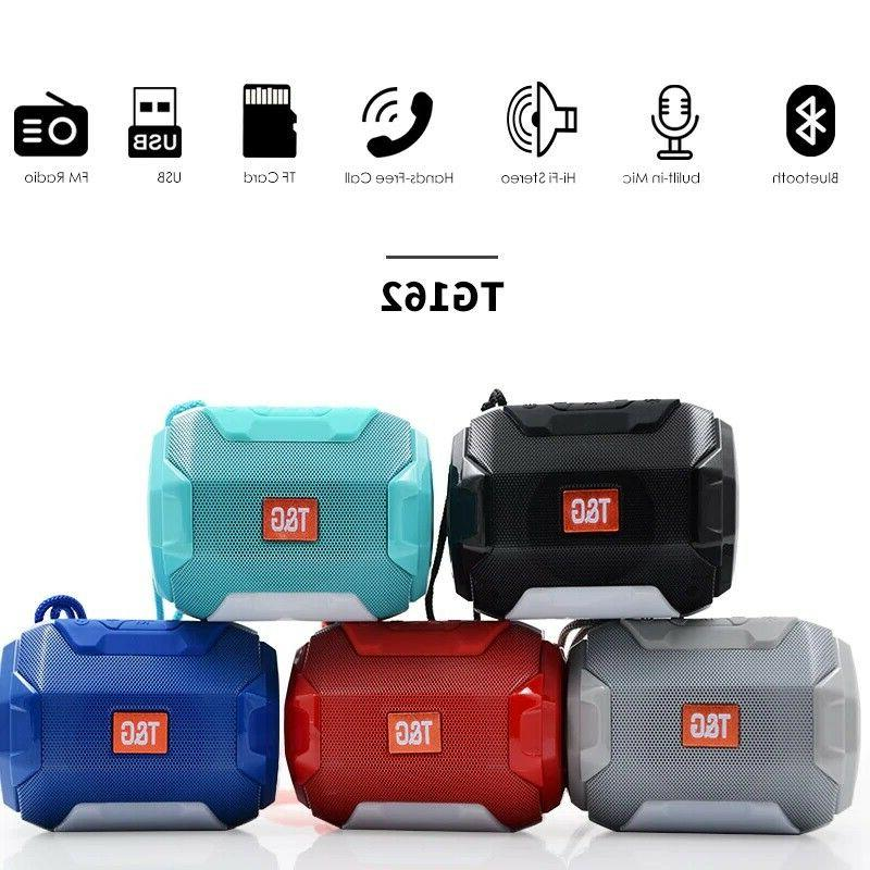 bluetooth wireless speaker portable super bass rechargeable