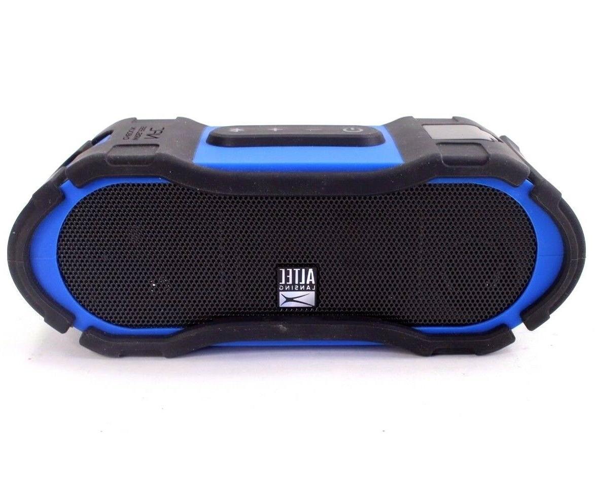 Altec Lansing Boom Jacket 2 Superman Blue Bluetooth Speaker