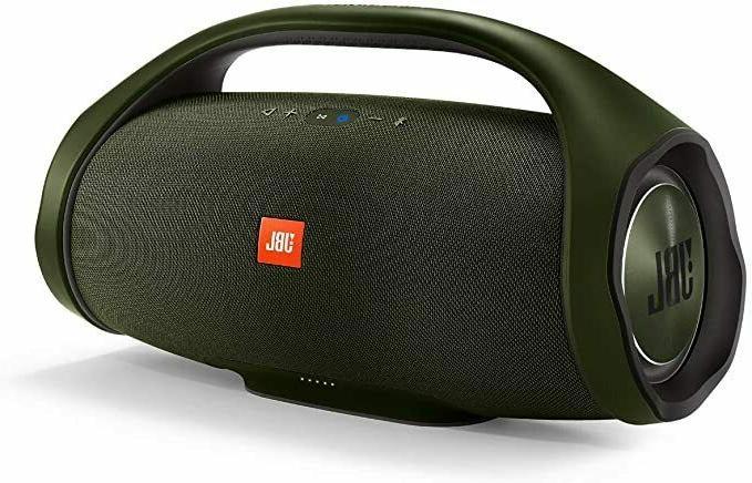 Portable Bluetooth Speaker - Forest Green