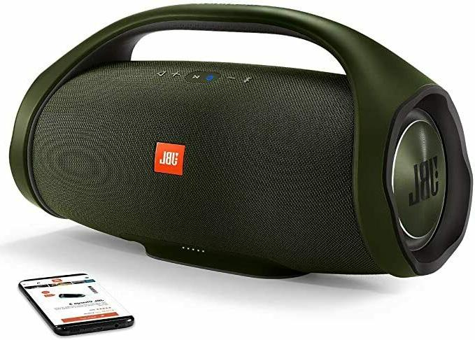 JBL Boombox - Portable Bluetooth Forest