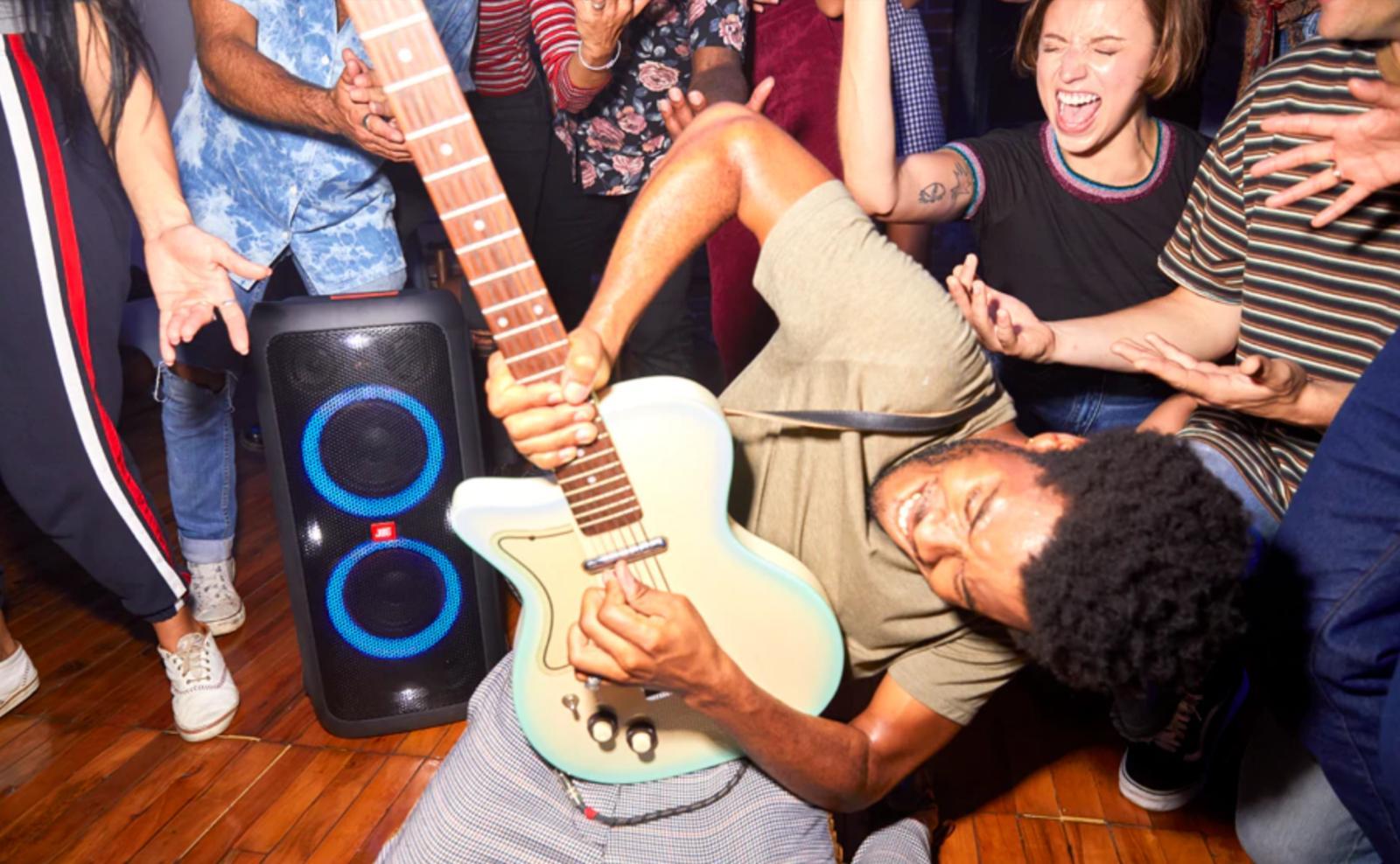 JBL Boombox Speaker Waterproof Outdoor Party Favors 24