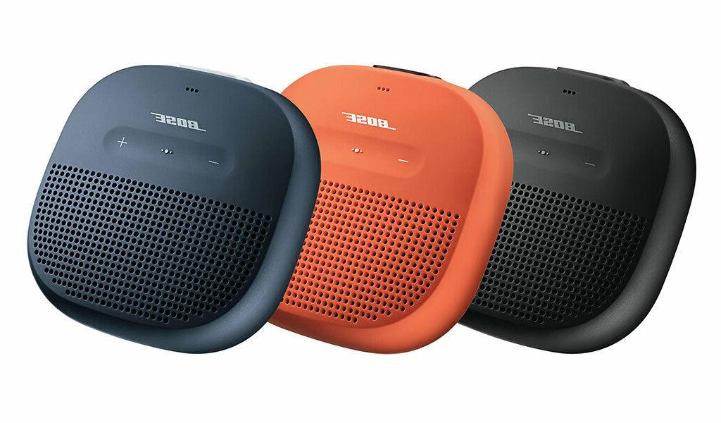 bose soundlink micro bluetooth waterproof speaker black