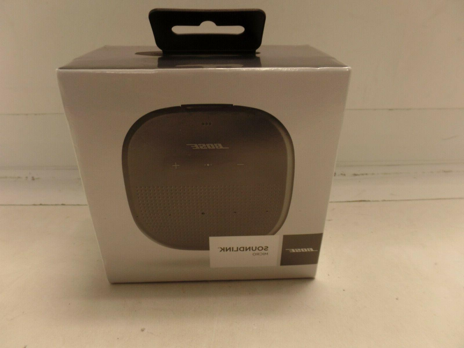 brand new sealed soundlink micro bluetooth speaker