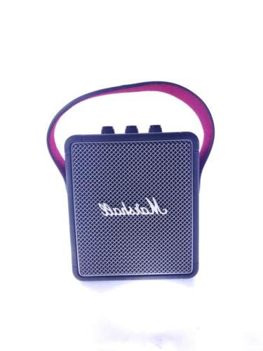 Brand New Marshall Stockwell II Portable Wireless Bluetooth