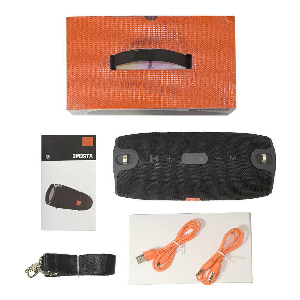 Brand New! Bluetooth Speaker Style 1-3 Day