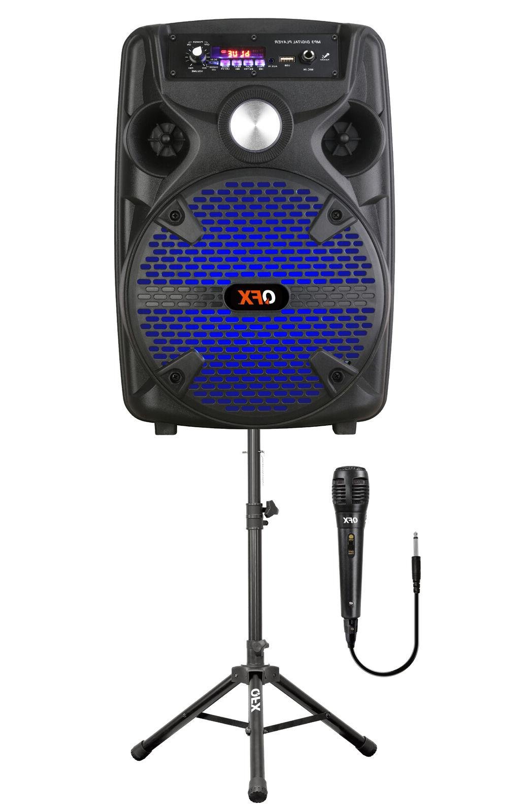 bt 89 8 rechargeable pa speaker tws