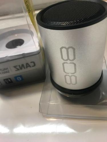 808 Canz Portable Rechargeable Bluetooth Wireless Speaker -
