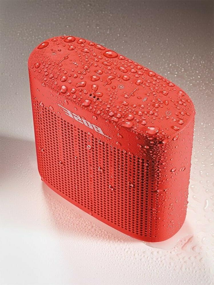Coral Bose Color Portable