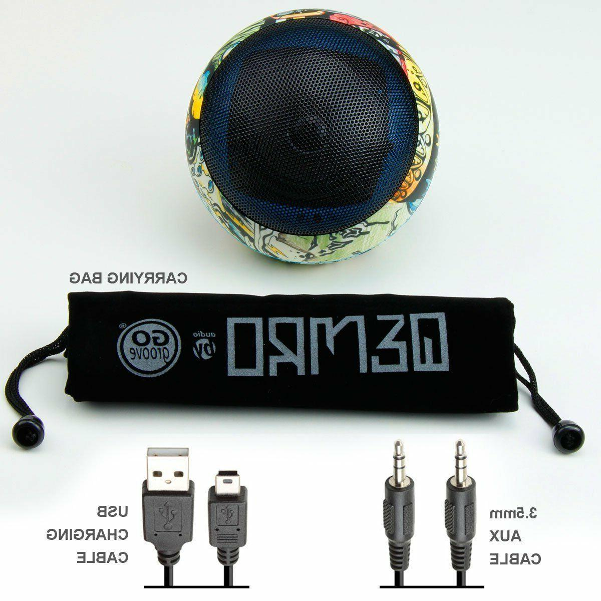 Dance Speaker Rechargeable by