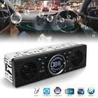 DC 12V Bluetooth Car Auto Stereo Dual Speaker FM Radio MP3 P