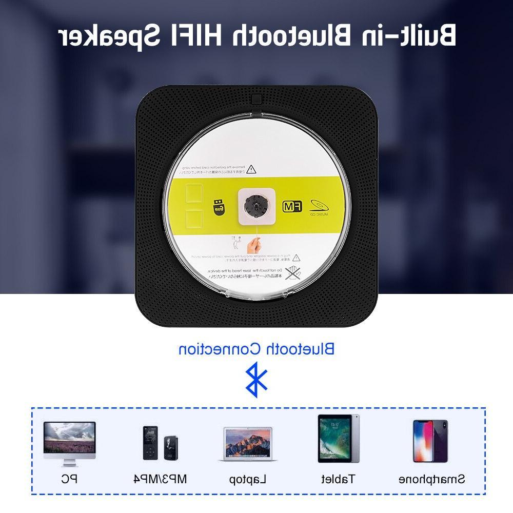 Mounted English Prenatal Audio Boombox HDMI AV <font><b>Bluetooth</b></font> <font><b>CD</b></font> DVD