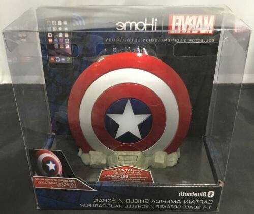 ekids marvel captain america shield light up