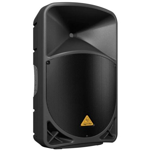 Behringer Powered 2-Way PA Speaker System w/ Bluetooth