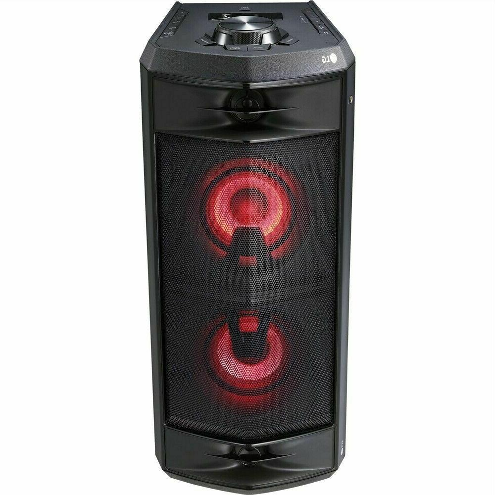 LG FJ5 Bluetooth Speaker System with Lights