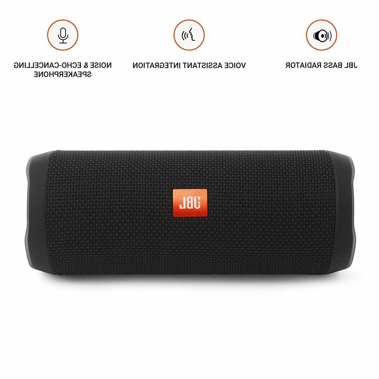 JBL Flip 4 Portable Black