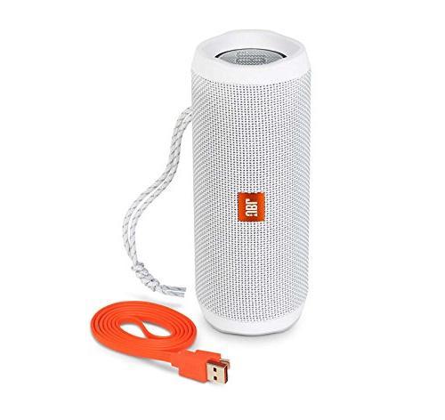 JBL 4 Waterproof Portable Speaker, Bundle with USB Bluetooth