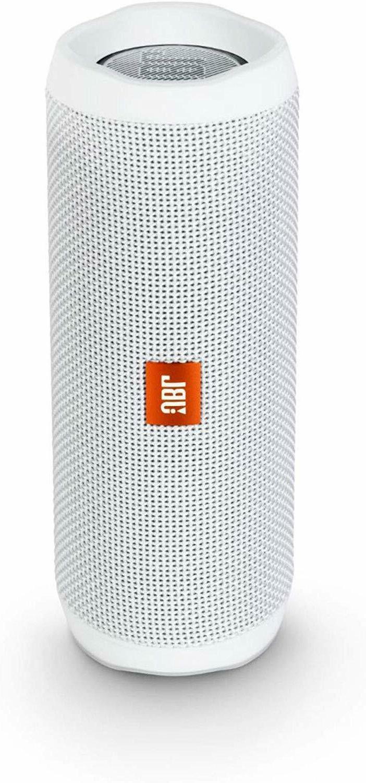 JBL FLIP 4 White Flip4 Bluetooth Speaker