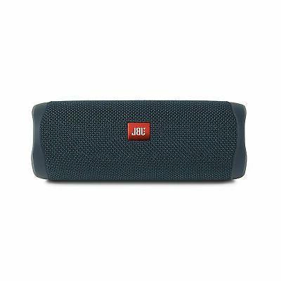flip 5 portable waterproof bluetooth speaker blue