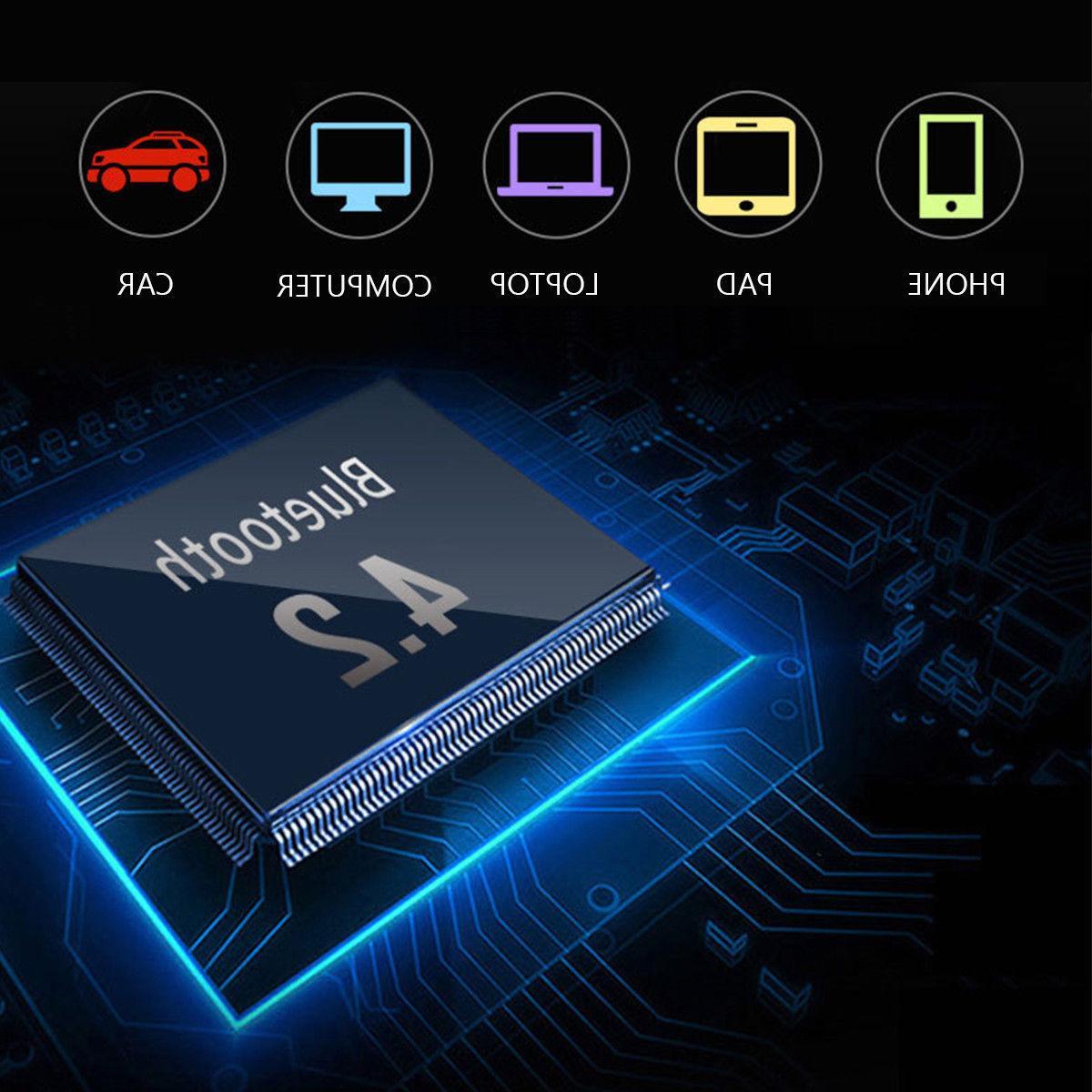 Wireless bluetooth AUX USB Music