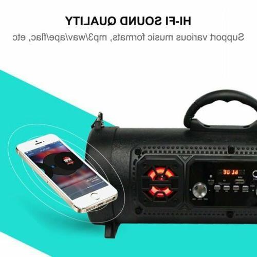FM Wireless Stereo Bass
