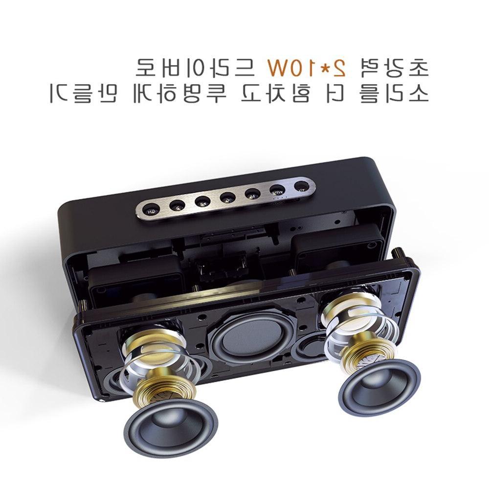 <font><b>DOSS</b></font> <font><b>Bluetooth</b></font> <font><b>Speaker</b></font> Wireless Portable <font><b>Speakers</b></font> 32W Bold TF AUX
