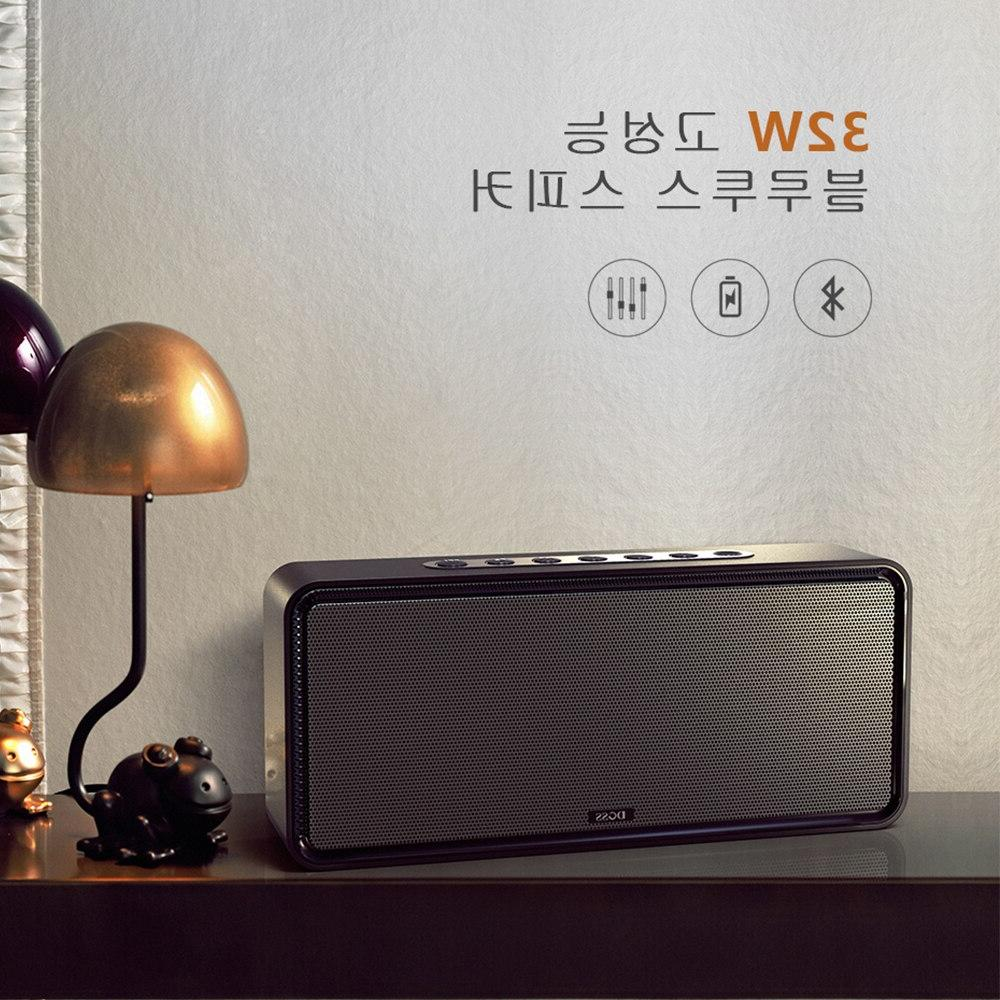 <font><b>DOSS</b></font> SoundBox <font><b>Bluetooth</b></font> <font><b>Speaker</b></font> Wireless <font><b>Speakers</b></font> 32W 3D Stereo Bold Bass TF