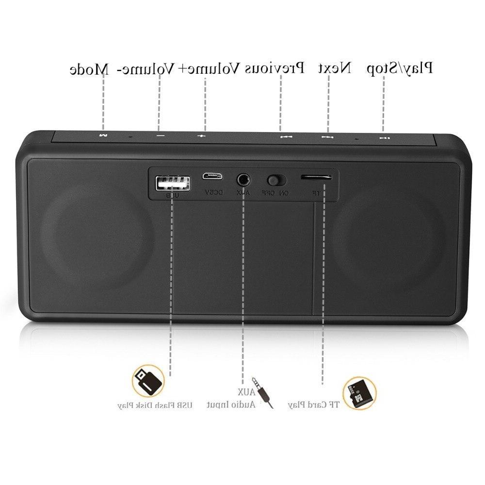 <font><b>Speakers</b></font> flip phone charge battery mp3 stereo portable <font><b>speaker</b></font> fm