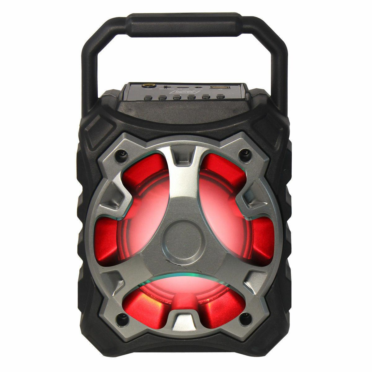 fully powered 500 watts bluetooth portable multimedia
