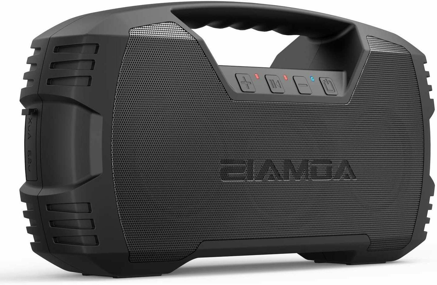 GO Bluetooth Speakers, 40H Playtime Outdoor Portable Speaker