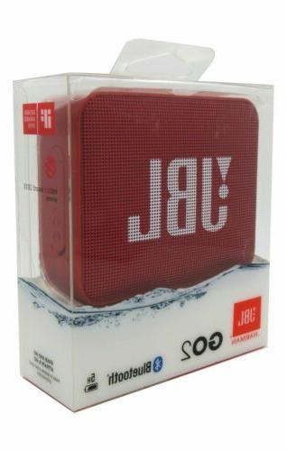 JBL Portable Waterproof Speaker In Retail Authentic