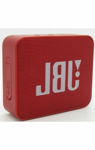 JBL GO2 Portable Waterproof Speaker In Retail New