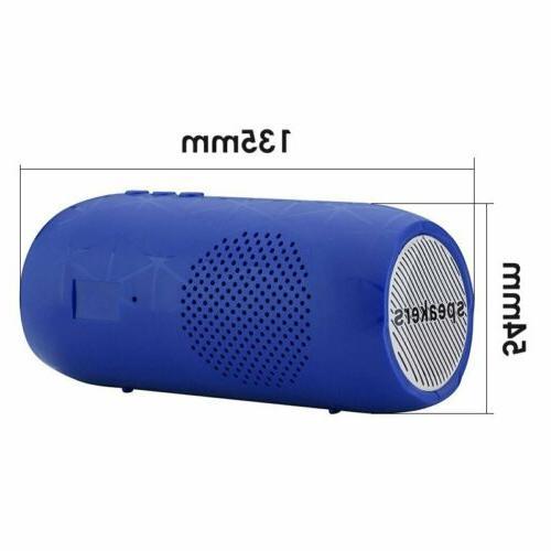 HiFi Wireless Portable Mini Card/FM/Mic