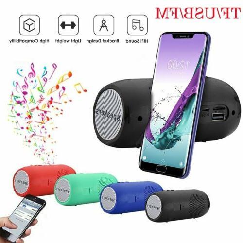 hifi wireless bluetooth speaker portable indoor outdoor