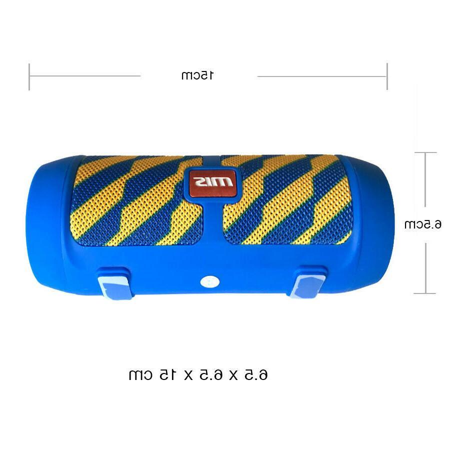 Portable Card/FM/Mic