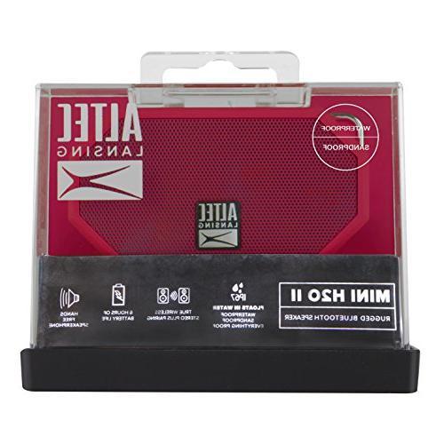 Altec Lansing IMW258 H2O 3 Portable Waterproof Speaker
