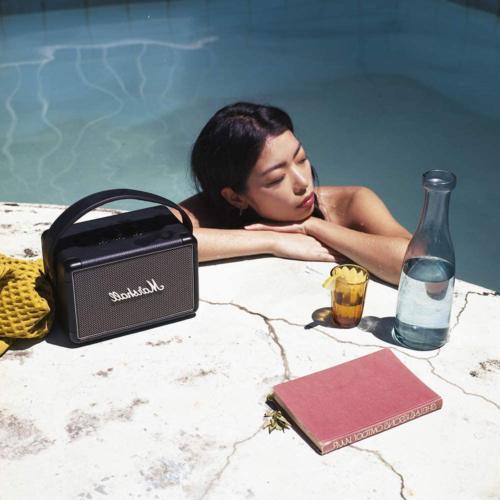 kilburn ii portable bluetooth speaker wireless 20hrs