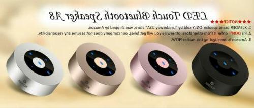 Bluetooth Speaker, Portable Bluetooth