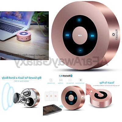 Bluetooth Speaker, XLeader Portable Speaker with HD Sound .