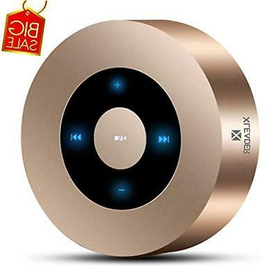 led touch operation bluetooth speaker high quality