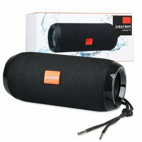 40W Portable Bluetooth Wireless USB/TF/AUX