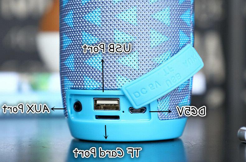 LOUD Outdoor Loudspeaker USB/TF/FM Radio