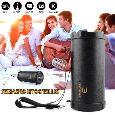 LOUD Bluetooth Waterproof USB/TF/FM Radio US