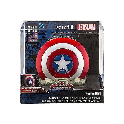 Marvel Shield Bluetooth