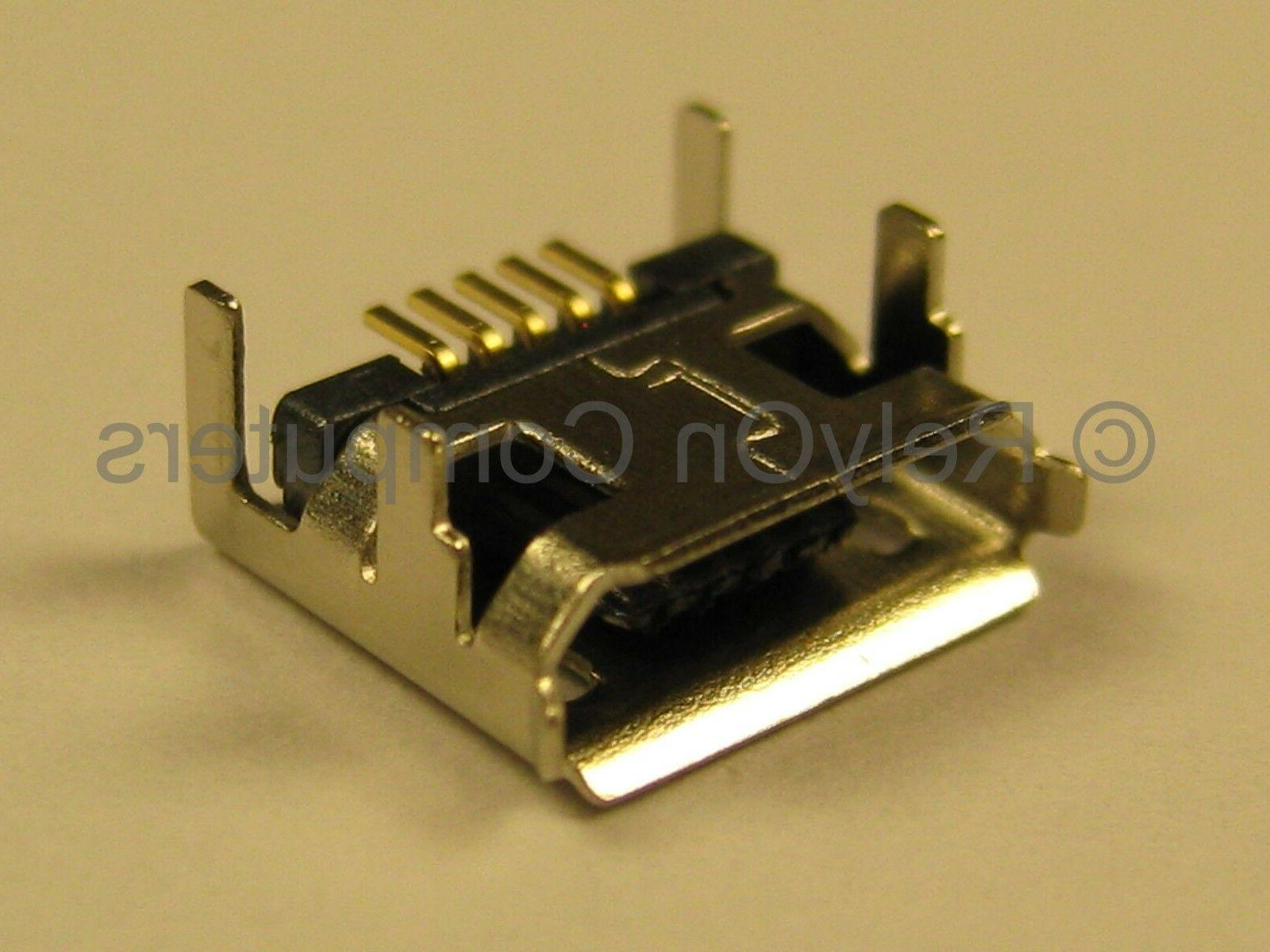 Micro USB Charging Port Charger Connector for JBL
