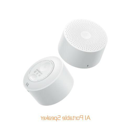 mini ai speaker bluetooth portable audio docks