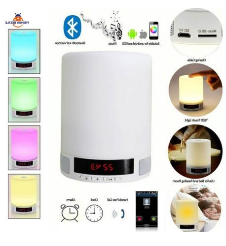 Mini LED Bluetooth Speakers Popular