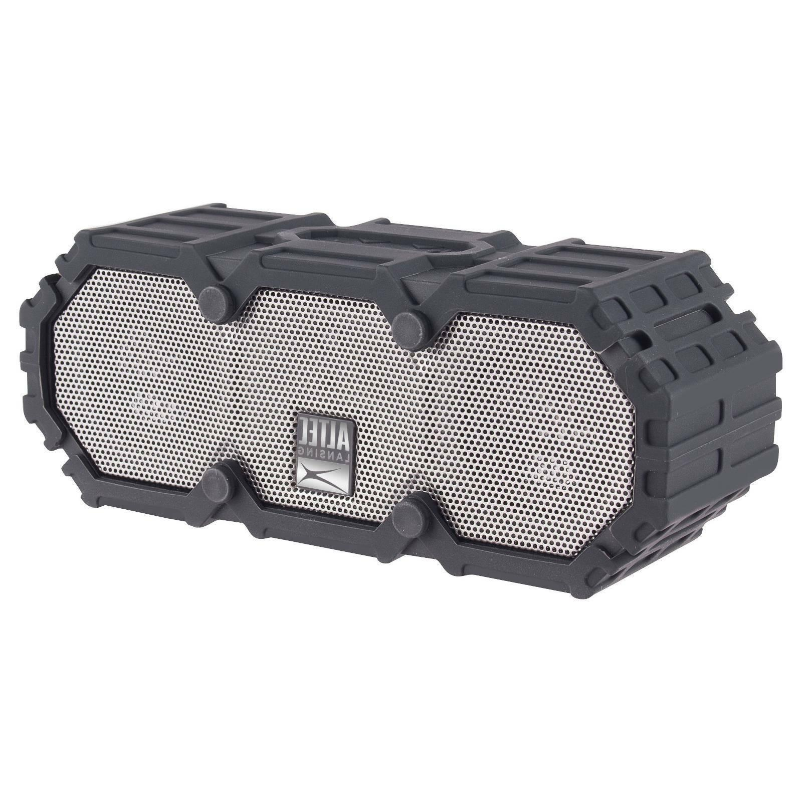 mini lifejacket 3 rugged waterproof bluetooth speaker