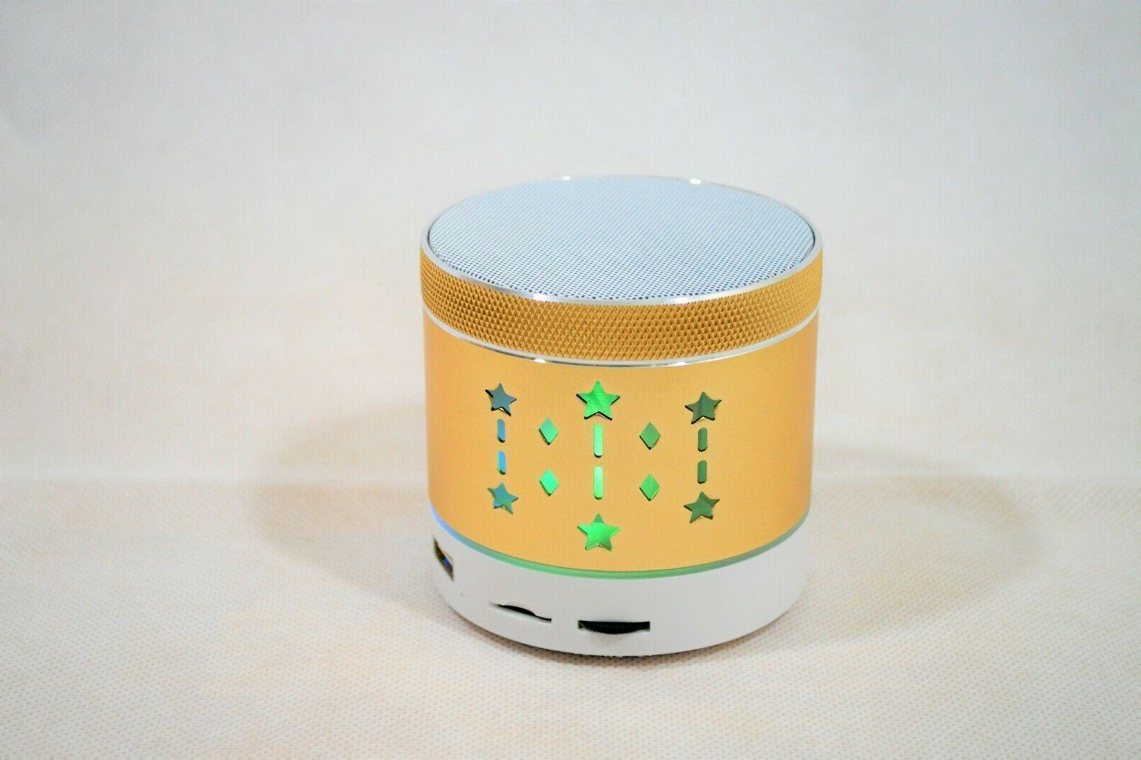Mini Portable Bluetooth