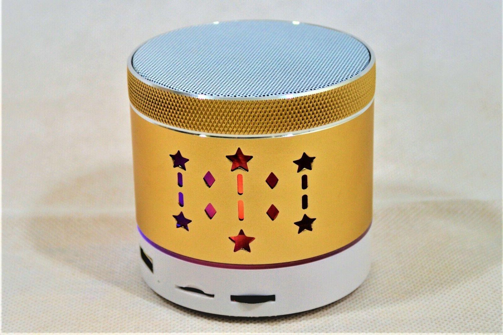 Mini Portable Speaker, Wireless TF MP3 player stereo