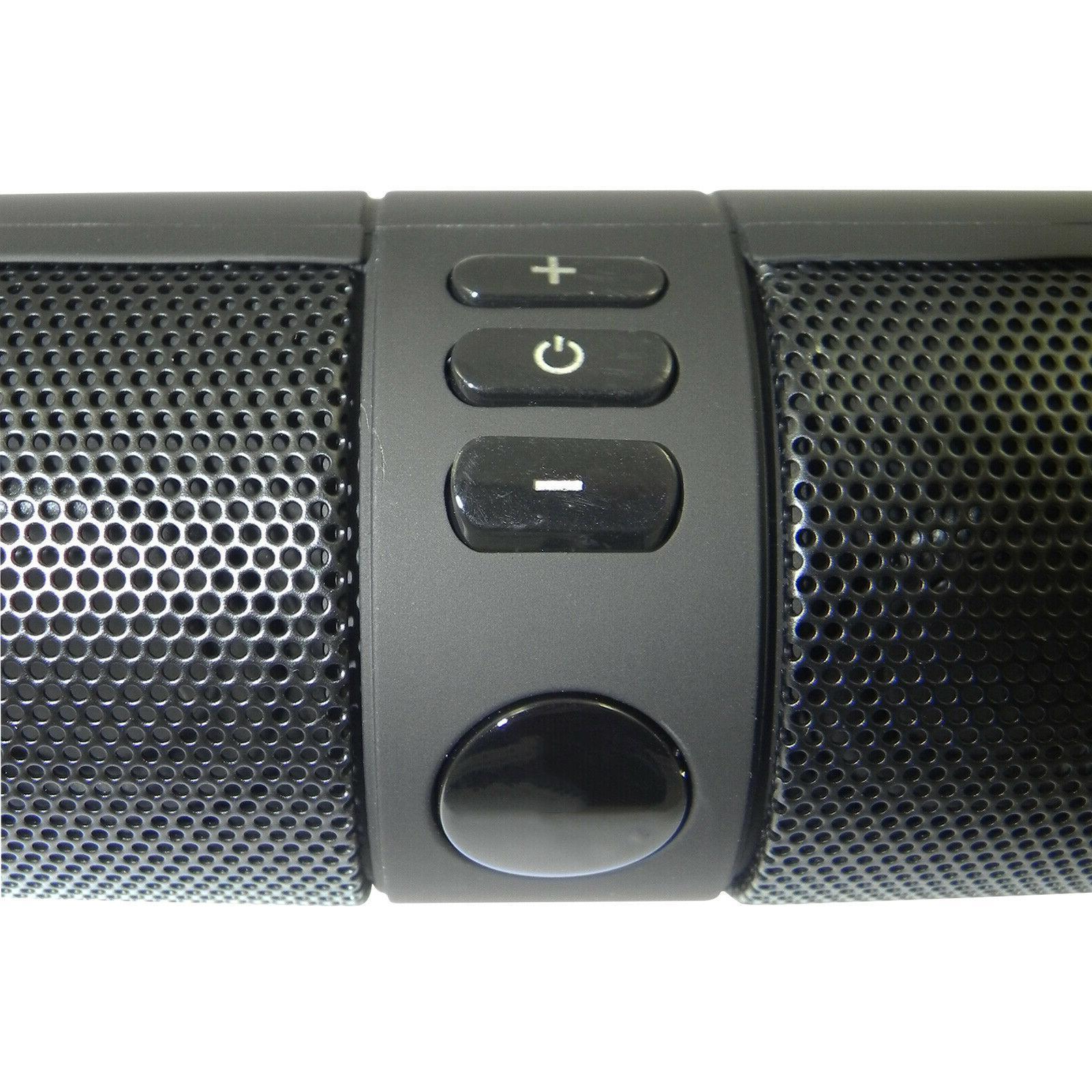 Bluetooth Speaker Super Stereo Mp3 Speaker Black